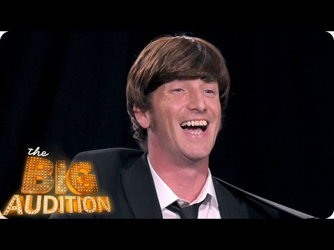 Winner of The Big Audition