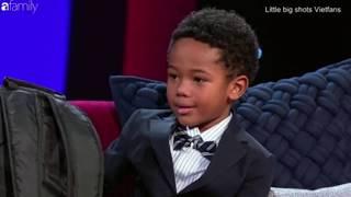 """Little Big Shots Vietsub - Cậu bé 6 tuổi được trao danh hiệu """"siêu anh hùng nhí"""""""