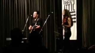Dreams About Trains - Michael McDermott with Heather Horton, Eddie