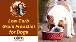 Low Carb Grain Free Diet for Dogs