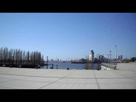 Bremen Waterfront die Insel