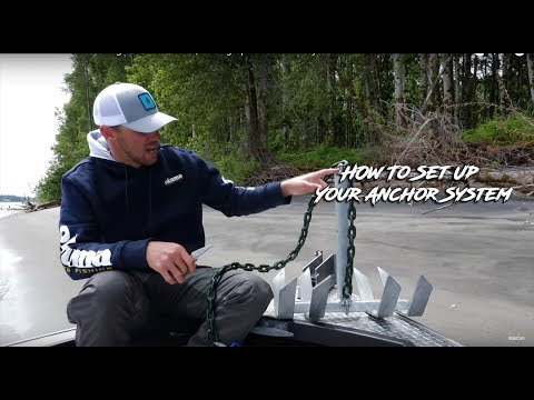 Best Way To Set Up Your River Anchor System | Columbia River Anchoring Series Ep. #1