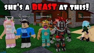 ROUNDED UP LIKE CATTLE! (My Perspective) Roblox FLEE THE FACILITY