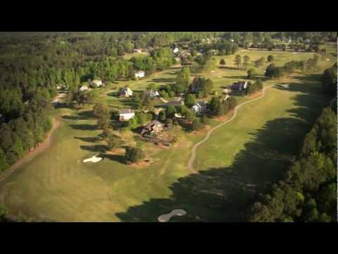 Aerial Footage: Raleigh NC-- Shot On Red Scarlet