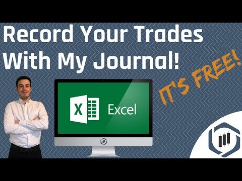 Trading Journal - My Excel Spreadsheet Trading Journal (+ Free Trading Journal Spreadsheet!)
