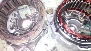 Сравнение генераторов ваз 2107 55а ( 2108) и 80а старвольт.