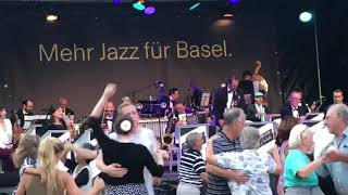 The Cotton Club Swing Orchestra EM BEBBY SY JAZZ BASEL