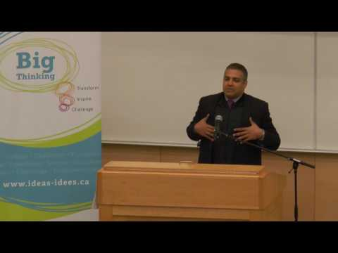 Big Thinking at Congress - Mohamed Fahmy - Media in the Age of Terror - May 31, 2017