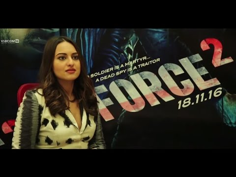 Force 2 | Behind The Scenes  | Sonakshi...