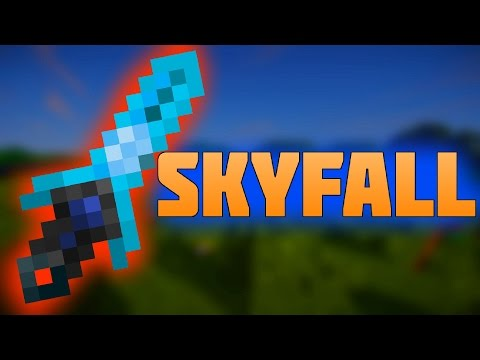 Must Play Animated PvP Texture Pack For Minecraft UHC - SKYFALL