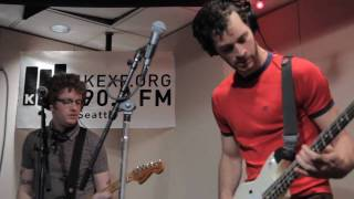 Unnatural Helpers - Our Most Entitled (Live on KEXP)