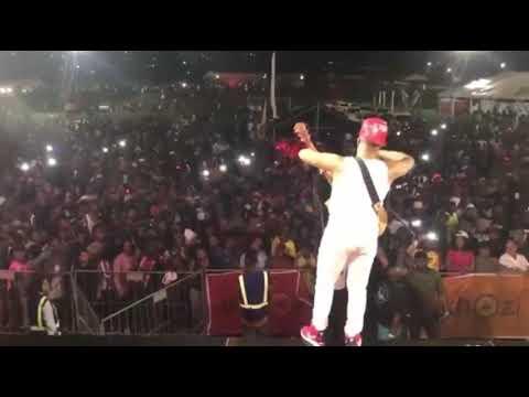 Song of the year Igcokama Elisha ft Vusi Nova-Thulamtanam kusho abalandeli bomculo