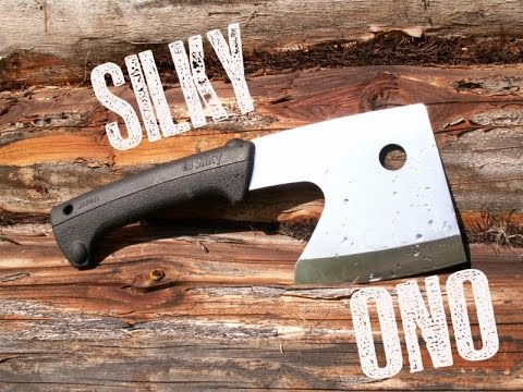 Quality Bushcraft Axe. Silky ONO Full Review