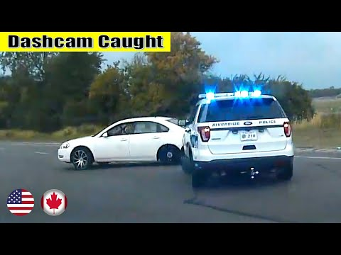Ultimate North American Cars Driving Fails Compilation - 161 [Dash Cam Caught Video]