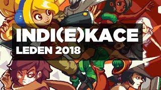 Hrej.cz Indi(e)kace - leden 2018