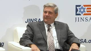 Israel's Next Northern War-Operational and Legal at JINSA's Fall Leadership Conference