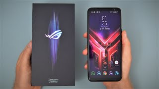 ASUS ROG Phone 3 FULL REVIEW & Unboxing 144hz SD865+ Gaming BEAST