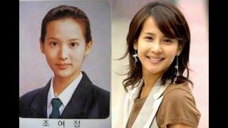 한국 연예인(여) 과거,현재 韓国芸能人(女)過去、現在、1