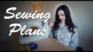 Fabric Haul & Sewing Plans | Minerva Crafts Blogger Network