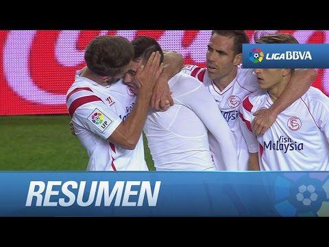 Resumen de Sevilla FC (3-2) RCD Espanyol