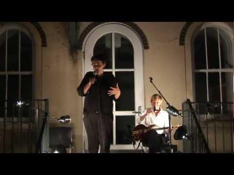 Christiane Rösinger - Berlin live at Deutsches Haus