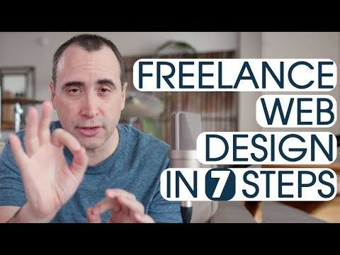Freelance Web Design in 7 Steps