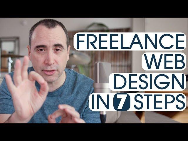 Freelance Web Design in 7 Steps