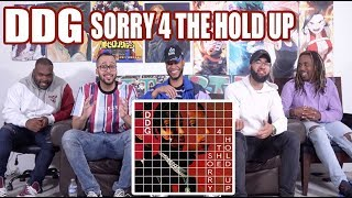 DDG - Sorry 4 The Hold Up Full EP Reaction/Review