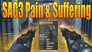 Advanced Warfare Elite Weapons – SAC3 Pain & Suffering (Call of Duty AW Gun Variant)