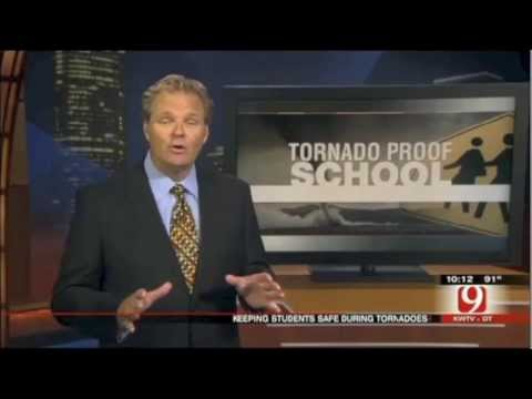 Domes Keep Students Safe During Tornadoes — Geronimo, OK
