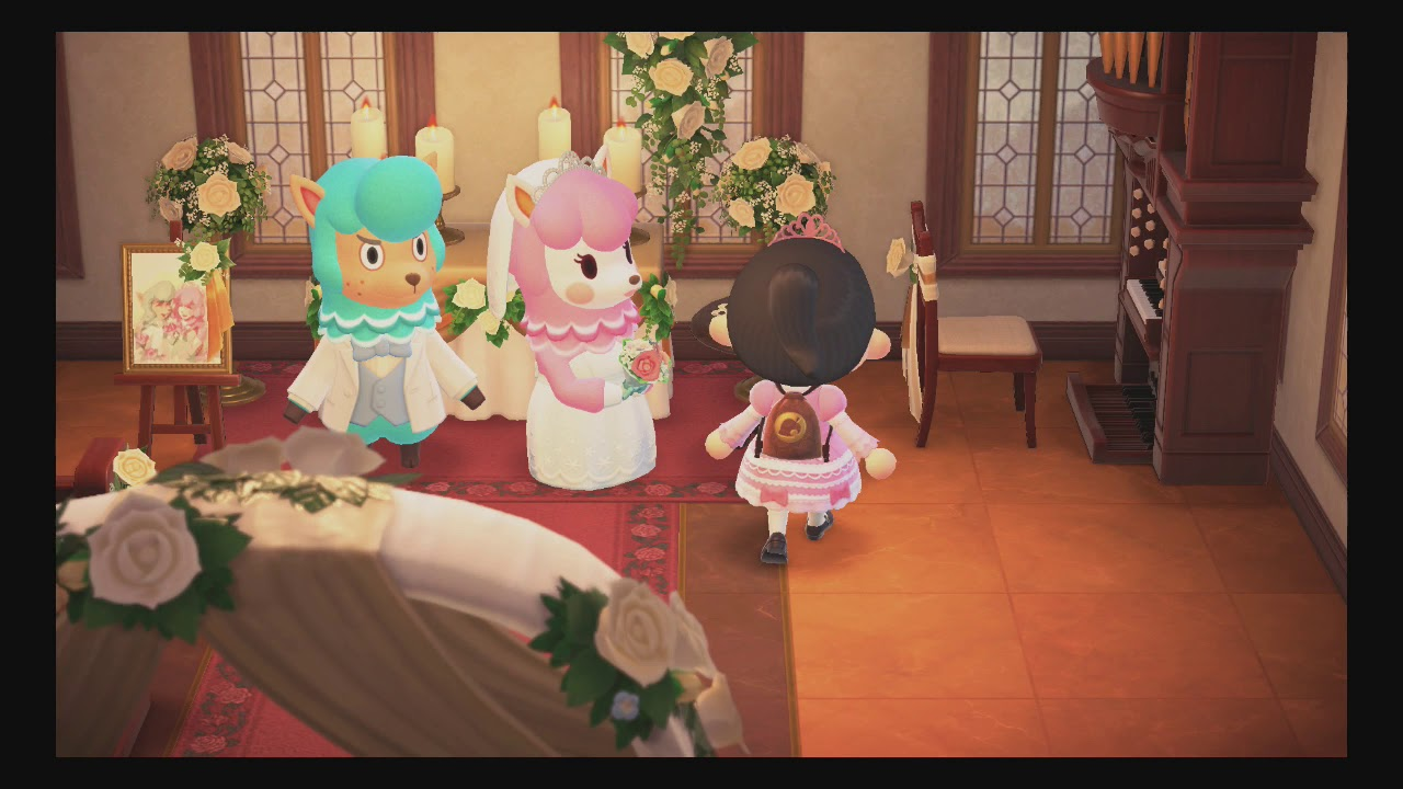Animal Crossing New Horizons Day 81 Wedding Event Day 7 Youtube