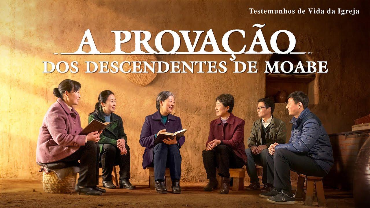 """Testemunho evangélico 2020 """"A provação dos descendentes de Moabe"""" A história real dos cristão"""