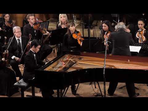L. van Beethoven Piano Concerto n.4 - pf. Yuya Tonouchi