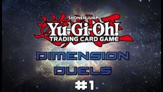 Yugioh! Dimension Duels - EP1 Zeitreise (Roblox Roleplay)