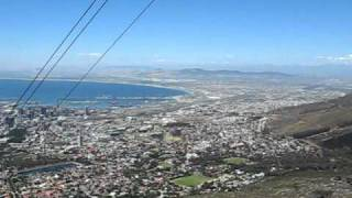 Cablecar Ride up Table Mountain