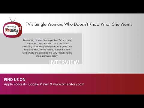 TV's Single Woman, Who Doesn't Know What She Wants