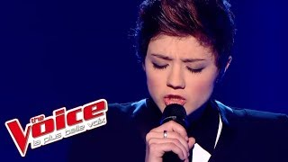 The Voice 2014│Élodie Martelet - Another Love (Tom Odell)│Demi Finale