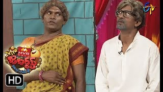 Chammak Chandra Performance | Extra Jabardsth | 4th August 2017| ETV  Telugu
