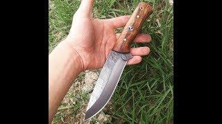 Dövme çelik Yatağan Bıçakları
