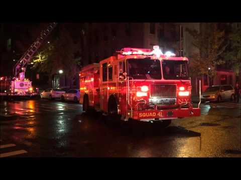 FDNY AT AFTERMATH OF 2 ALARM FIRE ON 163RD IN THE MORRISANIA AREA OF THE  BRONX, NEW YORK CITY.