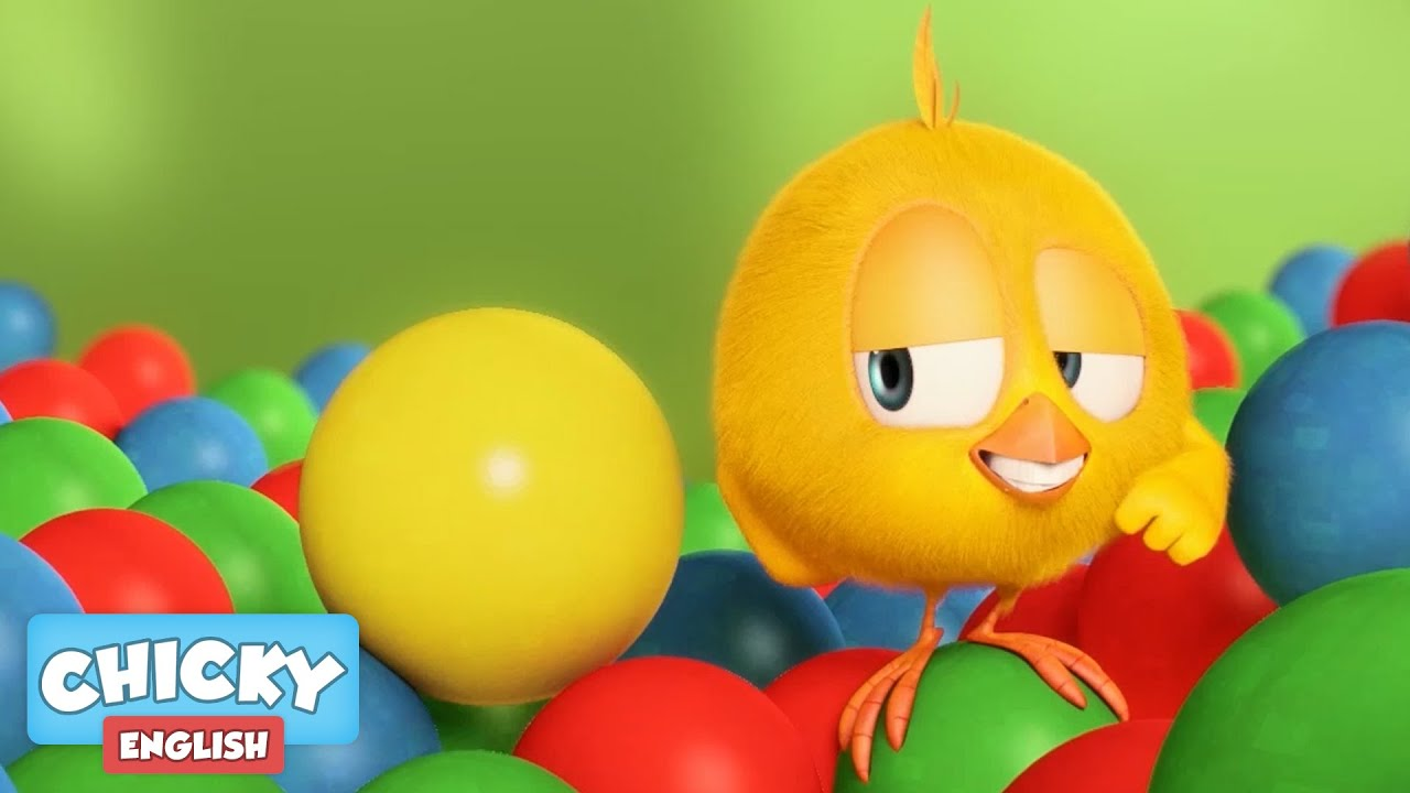 Where's Chicky? Funny Chicky 2020   THE GENTLEMAN   Chicky Cartoon in English for Kids