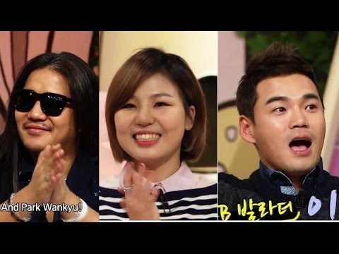 Hello Counselor - Power vocalists, Bobby Kim, Park Wankyu, Lee Jeong & ALi! (2013.12.23)