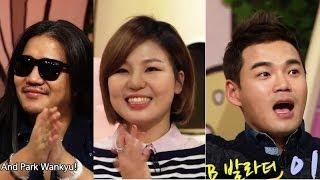 Download Video Hello Counselor - Power vocalists, Bobby Kim, Park Wankyu, Lee Jeong & ALi! (2013.12.23) MP3 3GP MP4