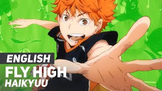 "Cover images Haikyuu - ""Fly High"" Opening 4 