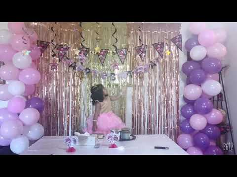 How to Decorate birthday party on a budget under $30 | birthday Decoration Pakistani Mom | Urdu Vlog
