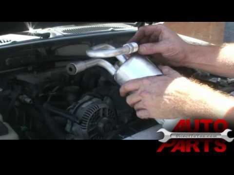 1996 Ford Explorer AC Compressor Repair Part 3