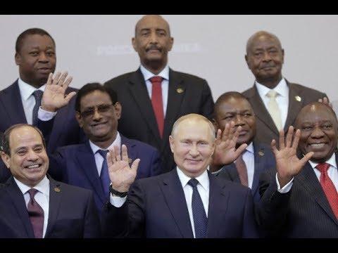 La grande offensive russe en Afrique. BBCINFOS.