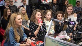 Группа Open Kids на радио Energy
