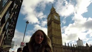 A WEEKEND IN LONDON!