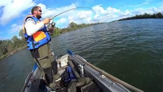 Башкирия. Агидель. Рыбалка на реке Белая.